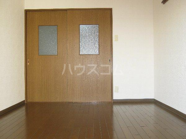 CASA GRAZIA 106号室のリビング