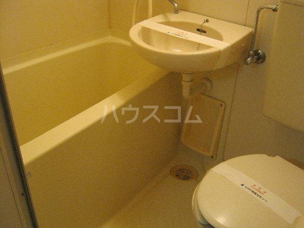 トラストビラ住吉 109号室の風呂