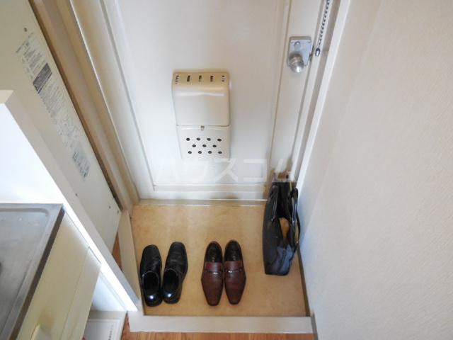トラストビラ住吉 413号室の玄関