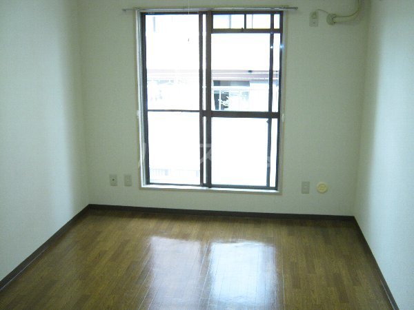 トラストビラ住吉 414号室のベッドルーム
