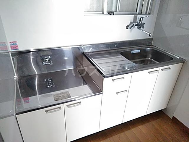 カスカワビル 403号室のキッチン