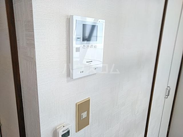 三松ハウス 201号室のセキュリティ