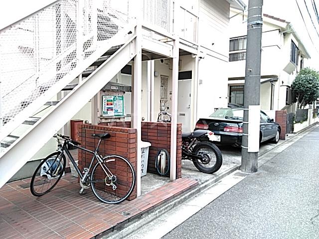 三松ハウス 201号室の