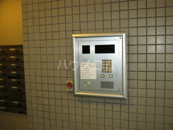 コスモハイム元住吉 501号室のセキュリティ