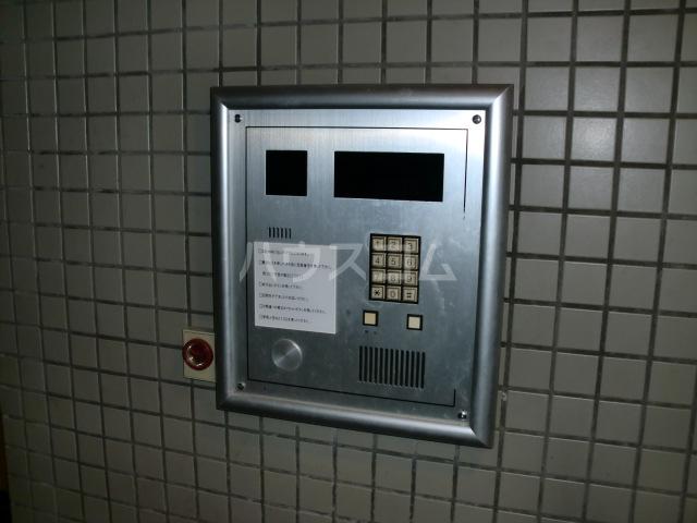 コスモハイム元住吉 502号室のセキュリティ