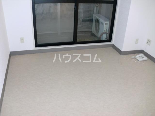 コスモハイム元住吉 502号室のベッドルーム
