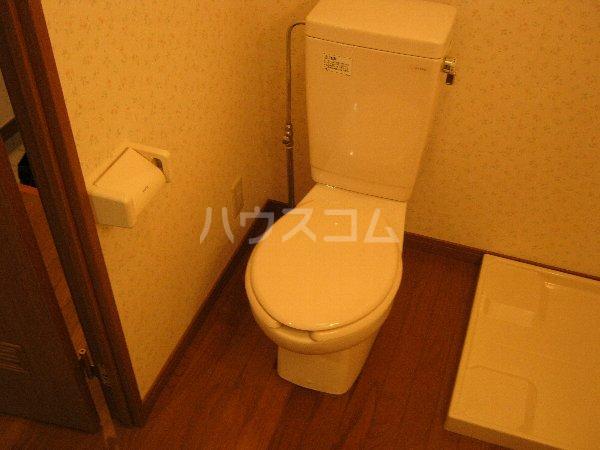 コヴェントガーデン 101号室のトイレ