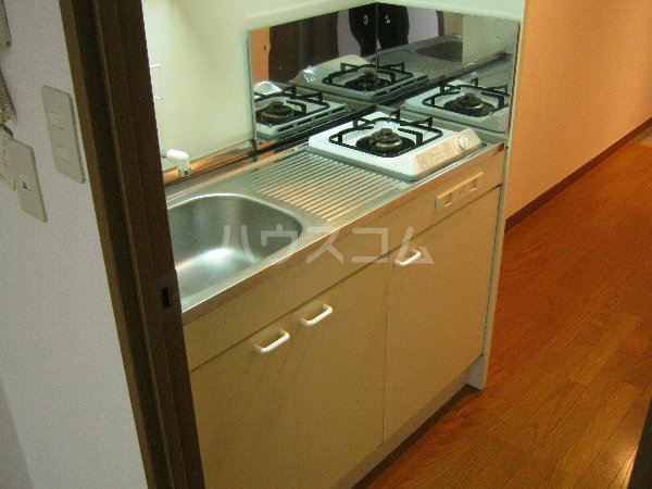 コヴェントガーデン 101号室のキッチン
