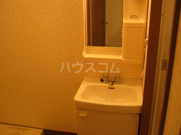 コヴェントガーデン 101号室の洗面所