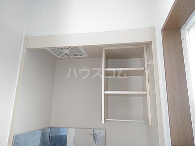カーサアキム 201号室の収納