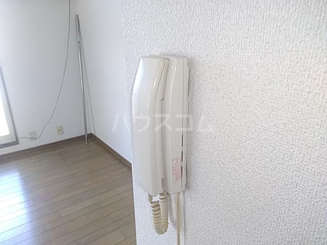 カーサアキム 201号室のセキュリティ