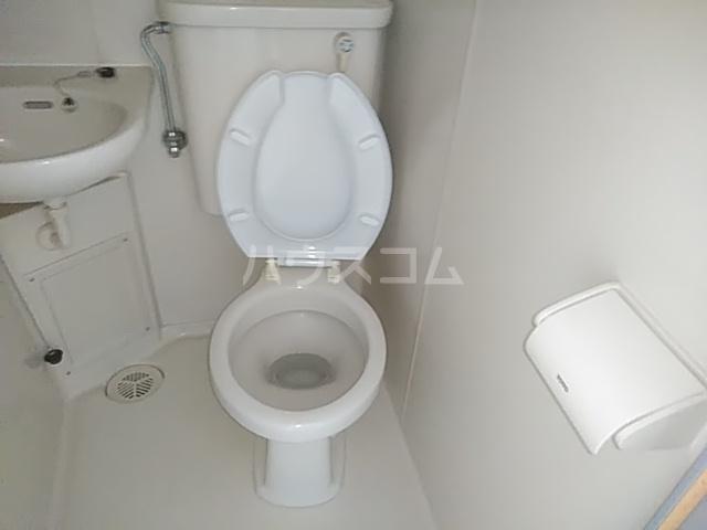 カーサアキム 201号室のトイレ