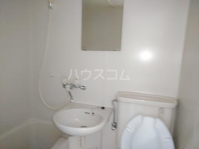 カーサアキム 201号室の洗面所