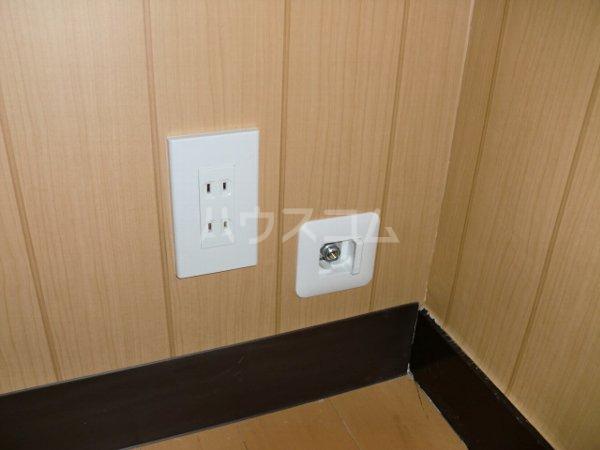 内田マンション 304号室のその他
