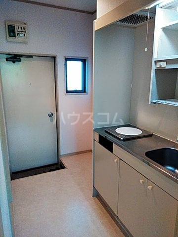 コーポイング 202号室のキッチン