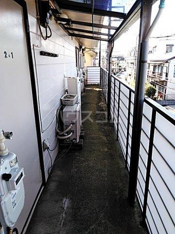コーポイング 202号室の設備