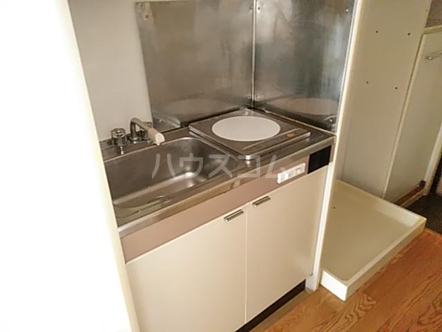 シャトレアマノ 207号室のキッチン