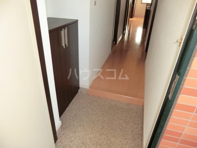 グランⅡ 302号室の玄関