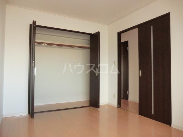 グランⅡ 302号室の収納