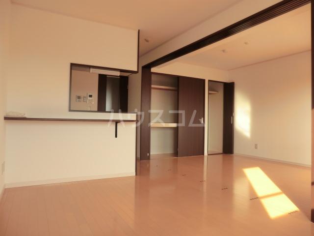 グランⅡ 302号室のベッドルーム