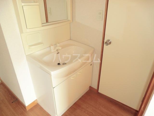 メゾン青山 105号室の洗面所