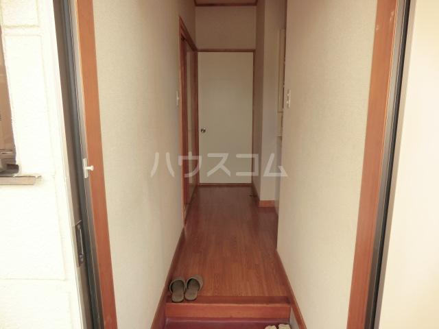 メゾン青山 105号室の玄関
