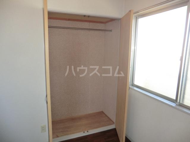 KKマンション 301号室の収納