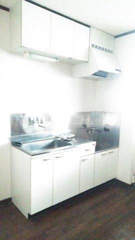 エンゼル 203号室のキッチン