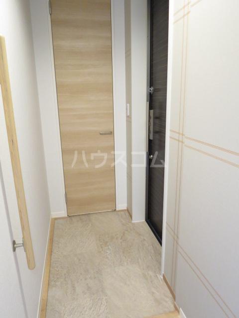 la fortuna 203号室の玄関