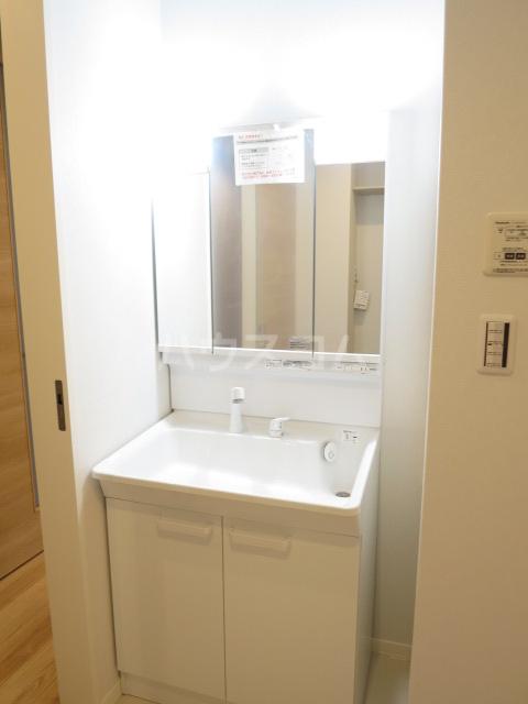 la fortuna 203号室の洗面所