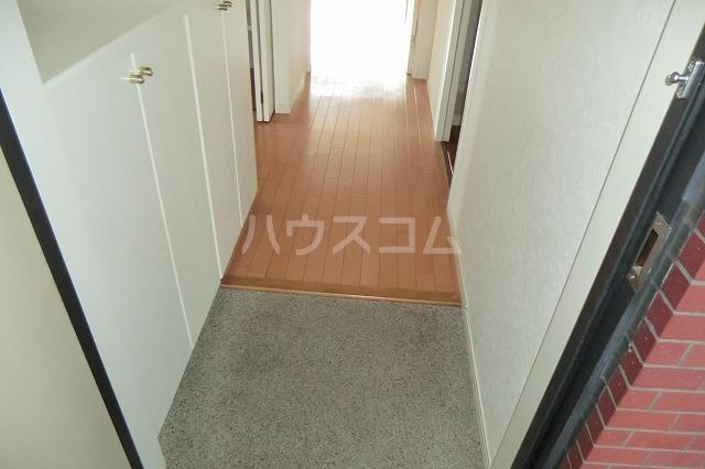ANSER 501号室の玄関