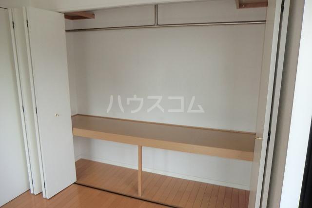 ANSER 501号室の収納