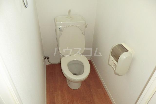 ANSER 501号室のトイレ