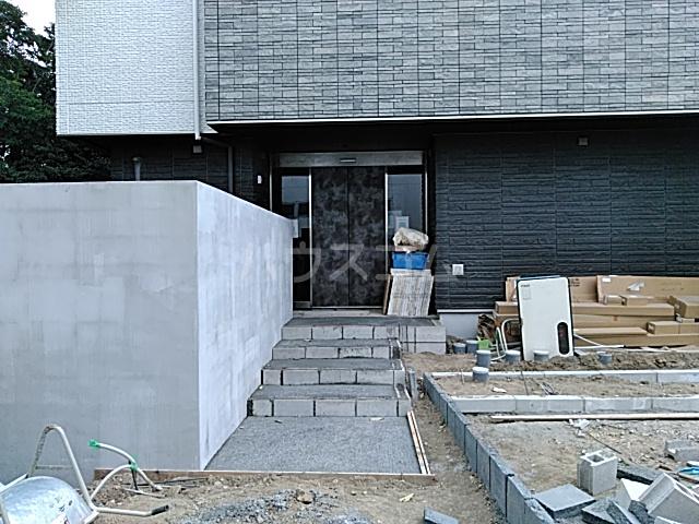 パークサイド・マザーリーフ 302号室のトイレ