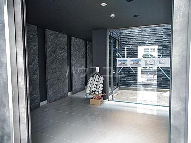 パークサイド・マザーリーフ 302号室の居室