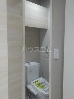 パークサイド・マザーリーフ 302号室の収納