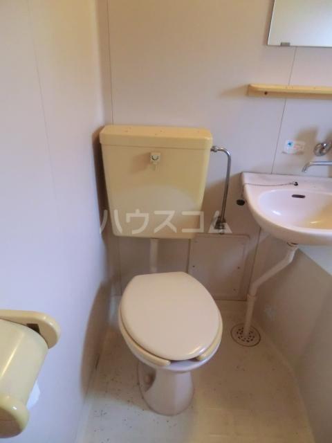 さくらハイツ1号館 105号室のトイレ