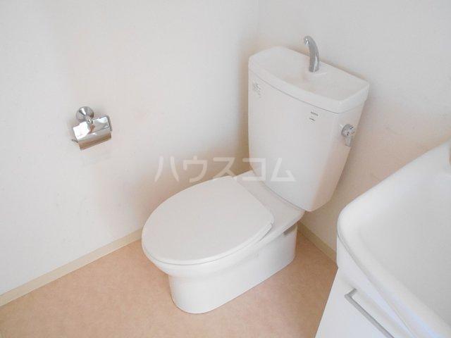 Maison・De・Soleil 203号室のトイレ