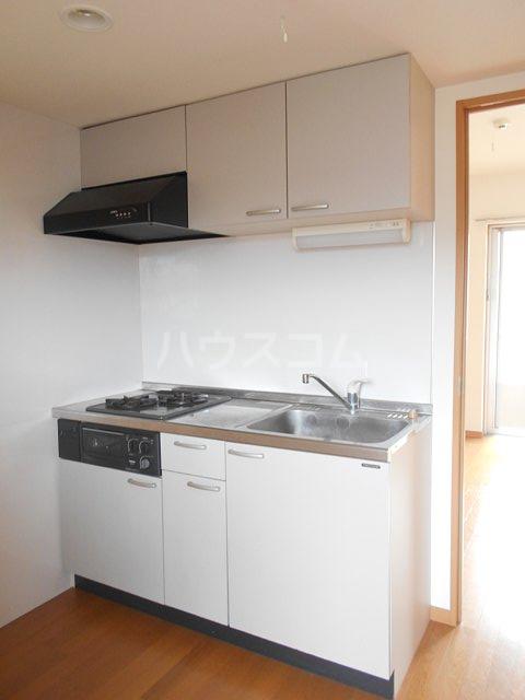 Maison・De・Soleil 203号室のキッチン
