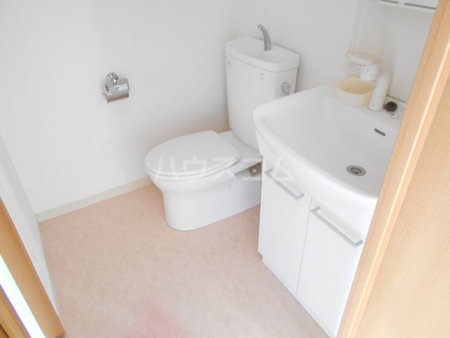 Maison・De・Soleil 203号室の洗面所