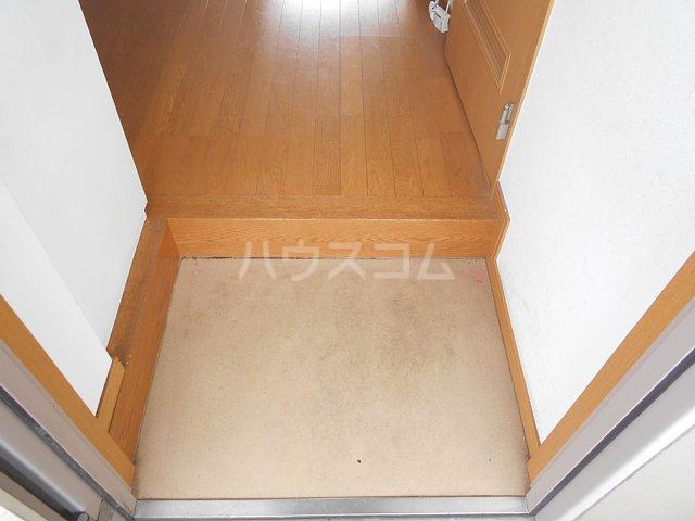 Maison・De・Soleil 203号室の玄関