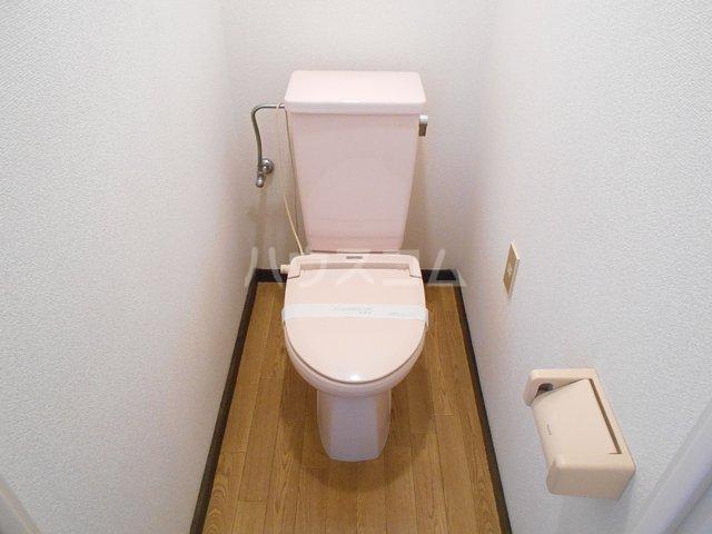メゾン・ドゥ・ラ・ロゼ 203号室のトイレ