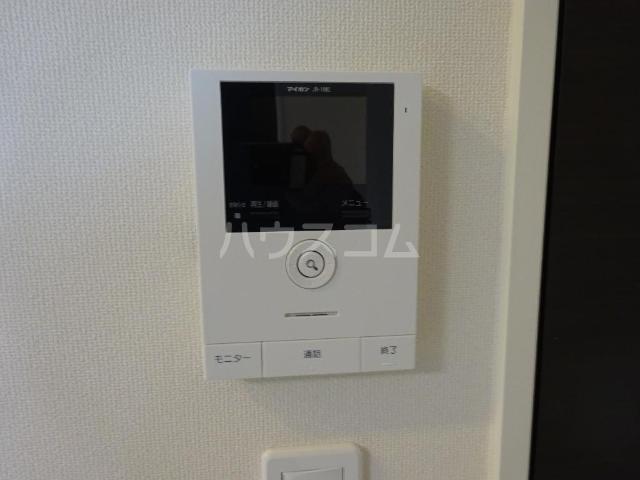 エスポワレーブ 201号室のセキュリティ