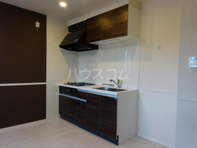 エスポワレーブ 201号室のキッチン