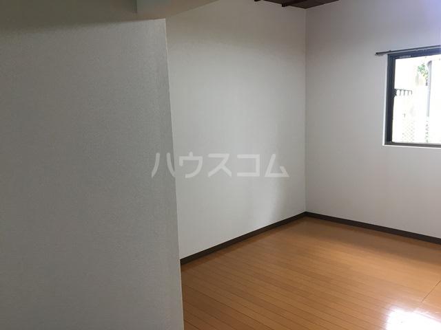 千成荘 1号室のベッドルーム