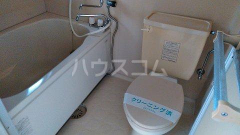 サザンクロスⅡ 204号室の風呂