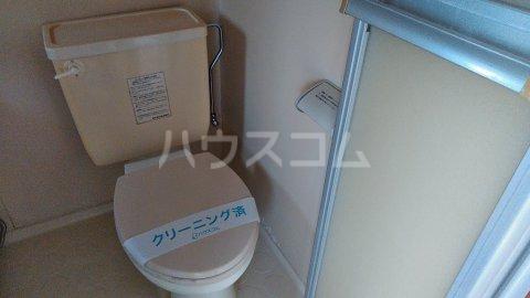 サザンクロスⅡ 204号室のトイレ