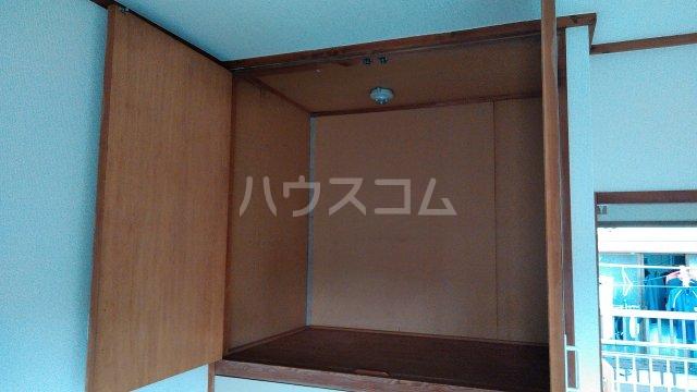 サザンクロスⅡ 204号室の収納