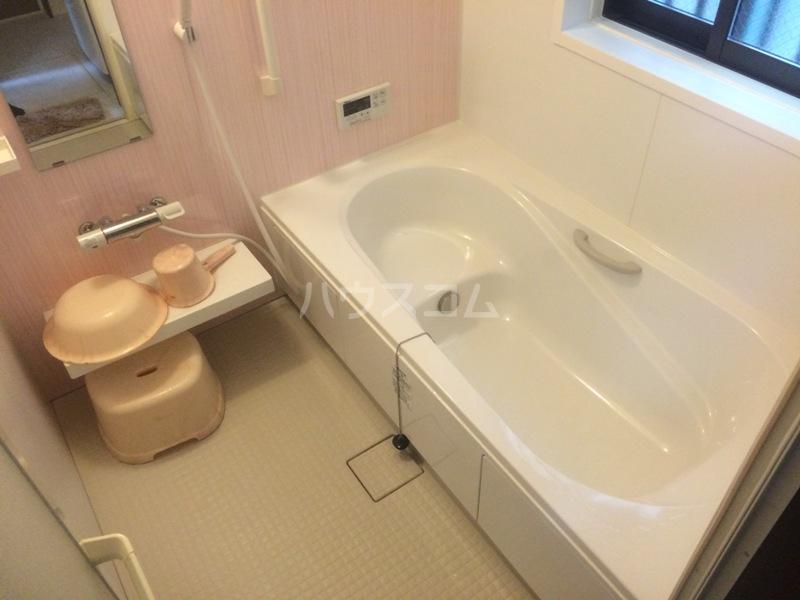 もみの気ハウス 301号室の風呂