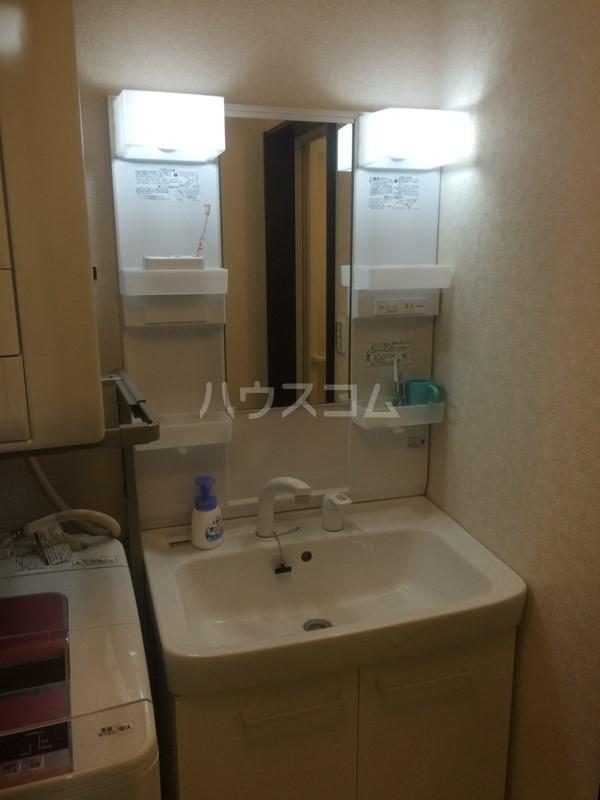 もみの気ハウス 301号室の洗面所